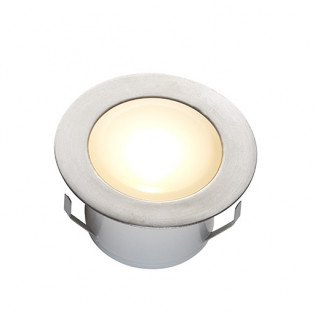 Epistar LED grondspot | warmwit | 1 watt | 24 volt L2190
