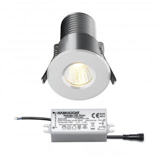 Citizen LED inbouwspot | warmwit | 7 watt | dimbaar L2125