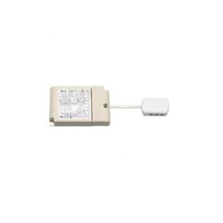 LED transformator | connector 6-gats | serie | 32 watt | multi io L2082-CON6