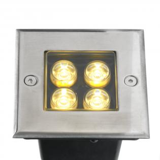 Cree LED grondspot | warmwit | 4 watt L1028