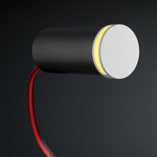 Cree LED trapverlichting Lepe | wit | rond | warmwit | 1 watt L2249