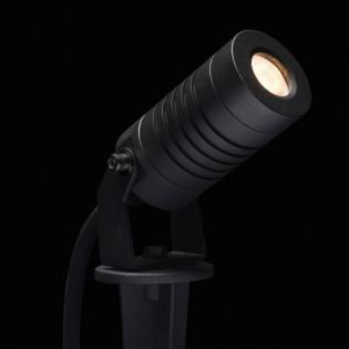 Cree LED prikspot Porto | warmwit | 3 watt | kantelbaar L2091