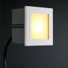Cree LED trapverlichting Bilbao   vierkant   warmwit   1 watt