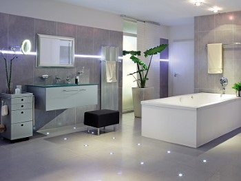 LED verlichting badkamer online bij Inbouwspots LED Shop