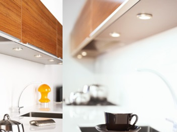 led verlichting onder keukenkastjes