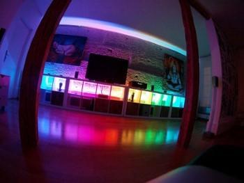 RGB LED spot; kleurrijker wordt het niet!